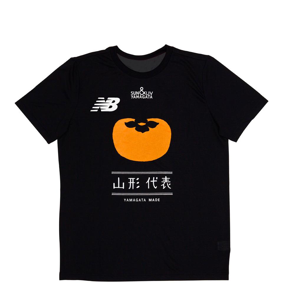 山形代表かきTシャツ